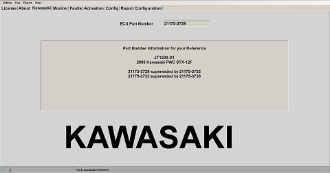 2005 kawasaki pwc stx
